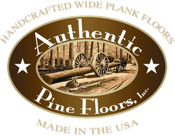 authentic pine logo