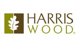 harris wood logo