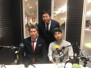 [TAKUMA]ラジオ出演♪