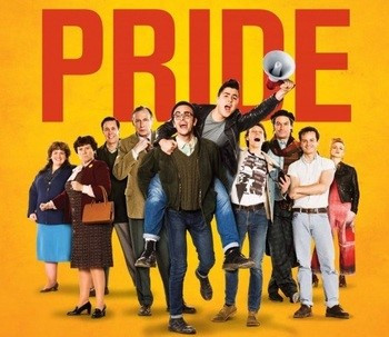 Pride, a brilliant film set in 1984 depicting an unlikely alliance triumphing over adversity.