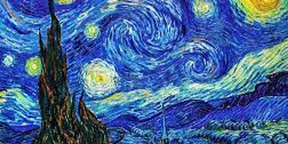 Paint & Sip - Van Gogh's Starry Night