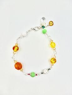 Beaded Bracelets, Linked Bracelets, Colo