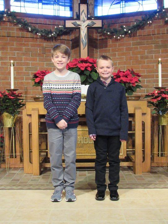 Nathan and Isaiah