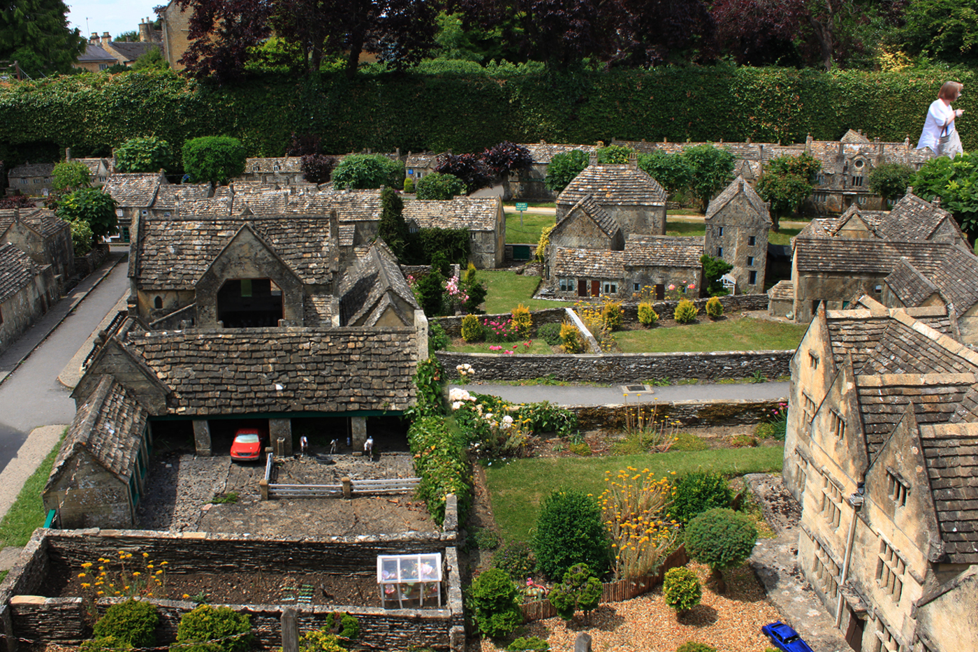 COTSWOLDS MINI VILLAGE by Don Dobson