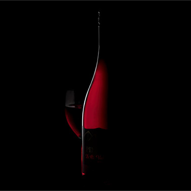 A BOTTLE OF WINE by Ken Grant.jpg