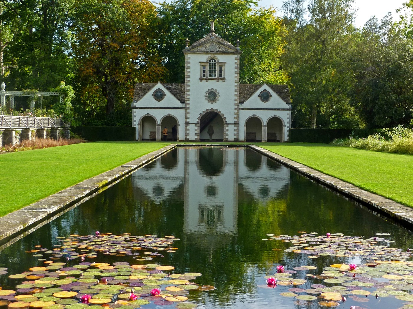 BODNANT REFLECTIONS by Jim Chown