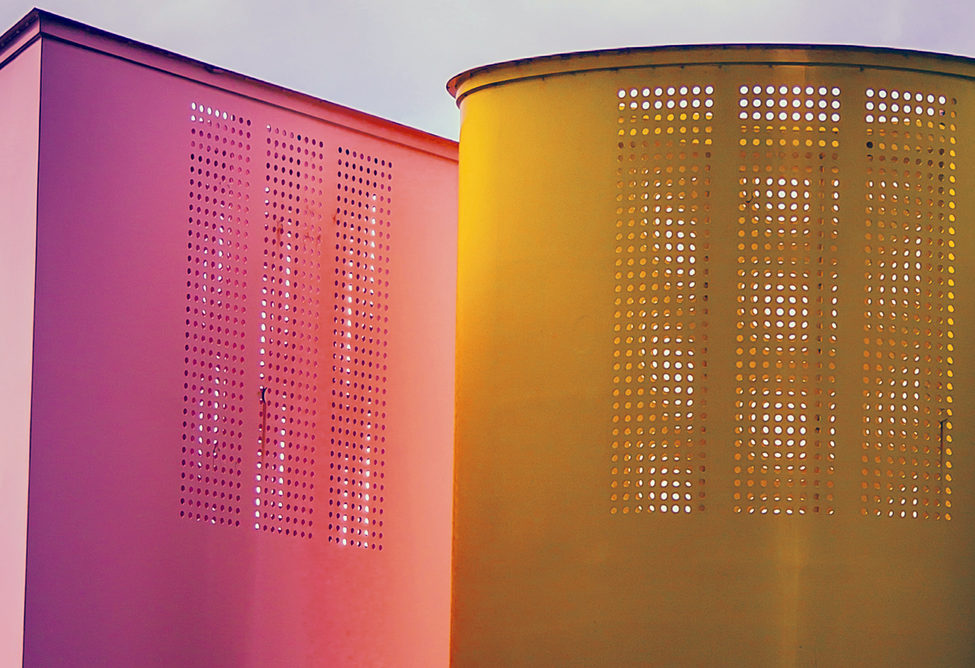 AIRCON by Harvey Whittam
