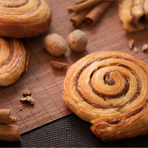 CINNAMON AND NUTMEG SWIRL by Ken Grant.j