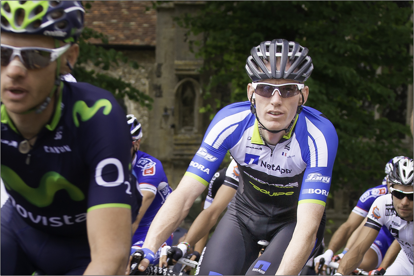 TOUR DE FRANCE IN RURAL ESSEX by Andy Smith