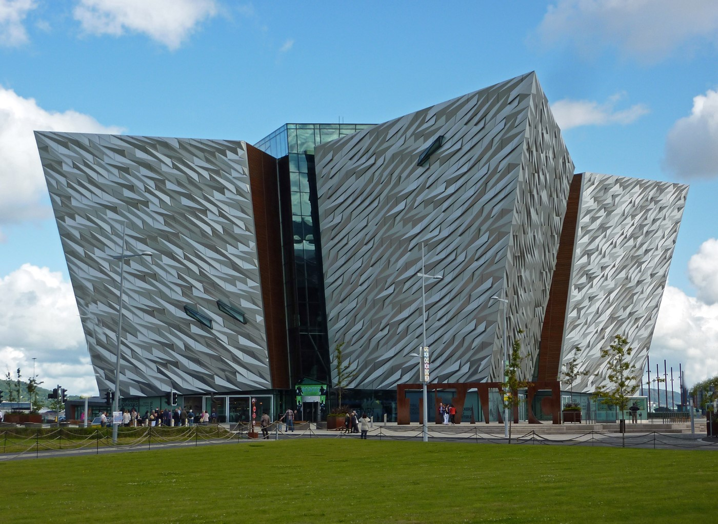 TITANIC MUSEUM by Jim Chown