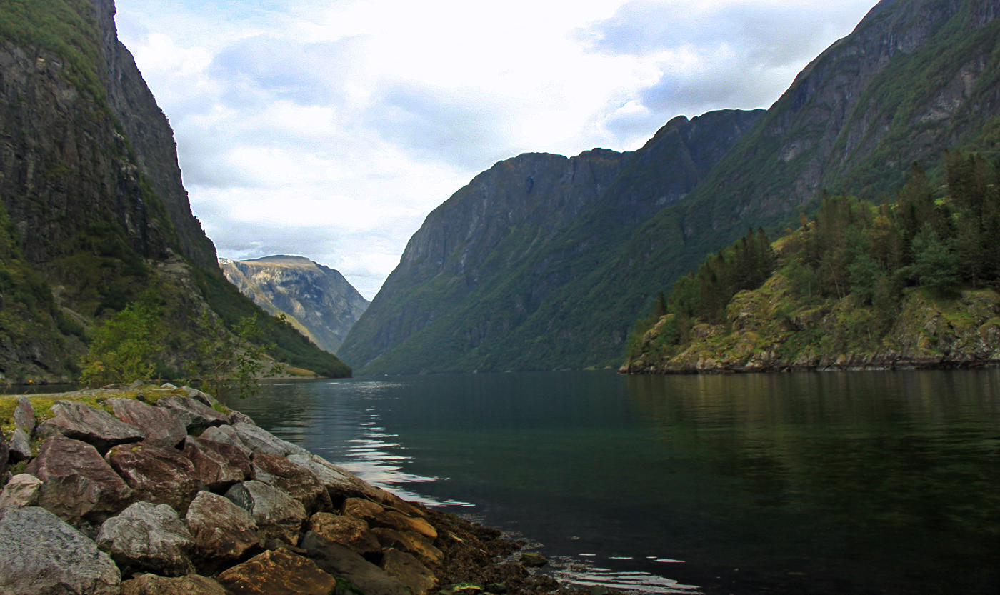 NORWAY FJORD by Don Dobson