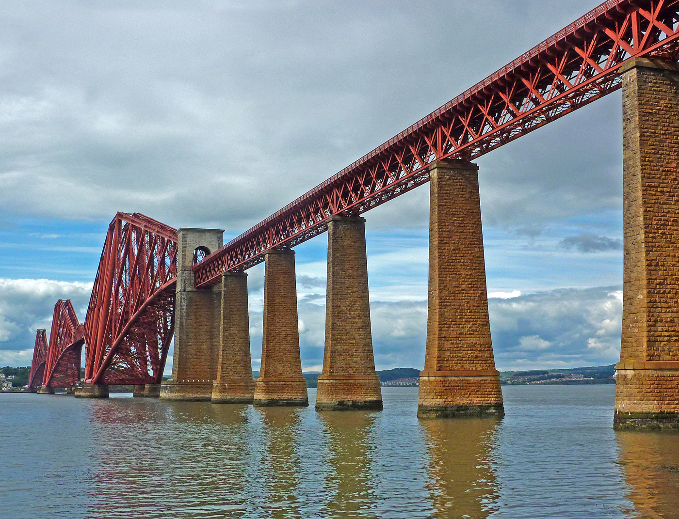 THE FORTH BRIDGE by Jim Chown