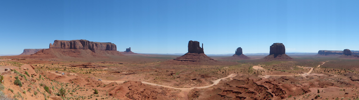 MONUMENT VALLEY by Jane Morrish