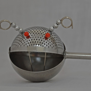 SUGAR SIFTER PAC-MAN by Judy Giles.JPG