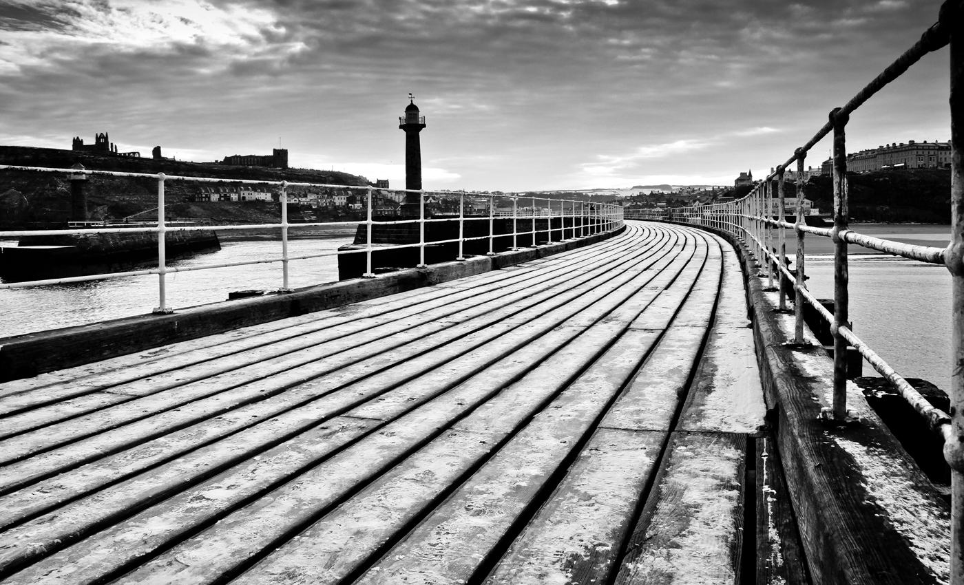 WHITBY PIER by Neil Griffin.jpg