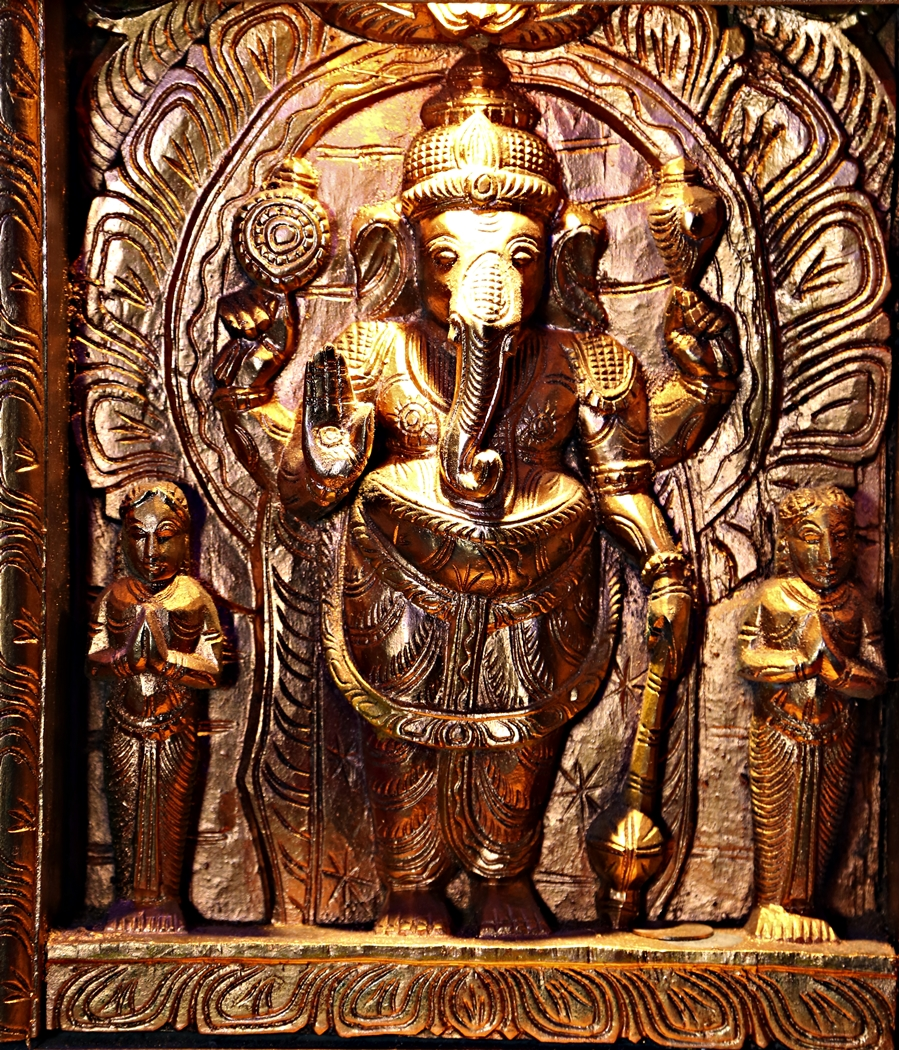 ELEPHANT GOD by Rojer Weightman