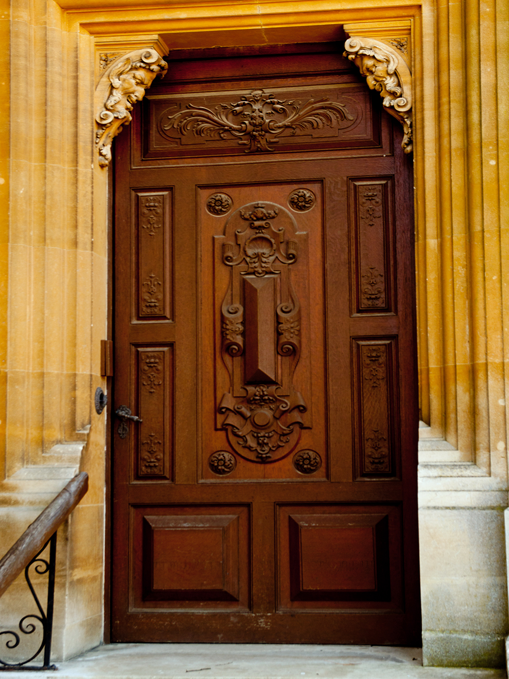 WADDESDON DOOR by Liam Mengham
