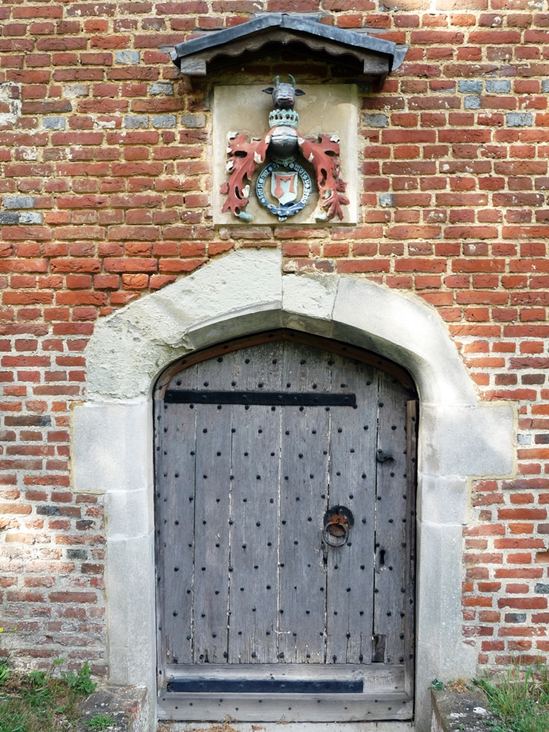 TUDOR_DOORWAY_by_Jean_Porter