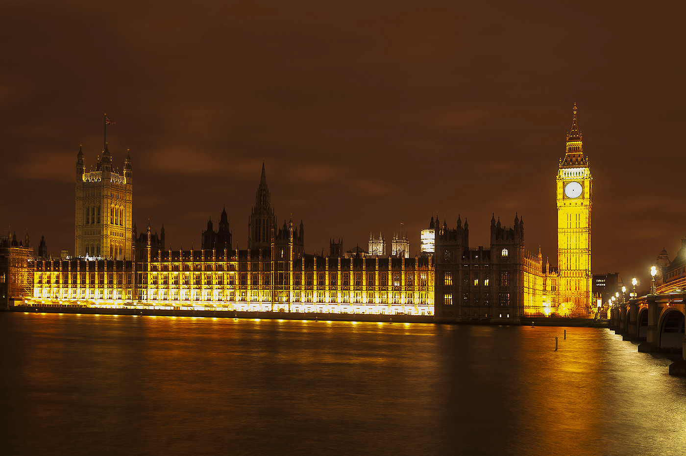 THE HOUSES OF PARLIAMENT by Gary Scorgie.jpg
