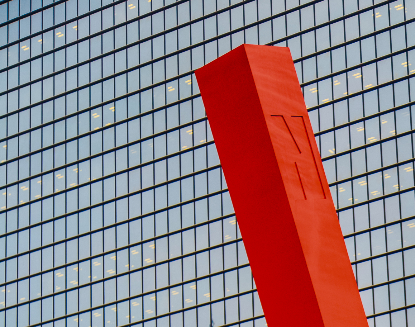 PUDONG OFFICE N by Harvey Whittam
