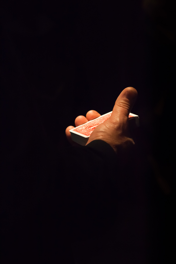 SLIGHT OF HAND by Kevin Day