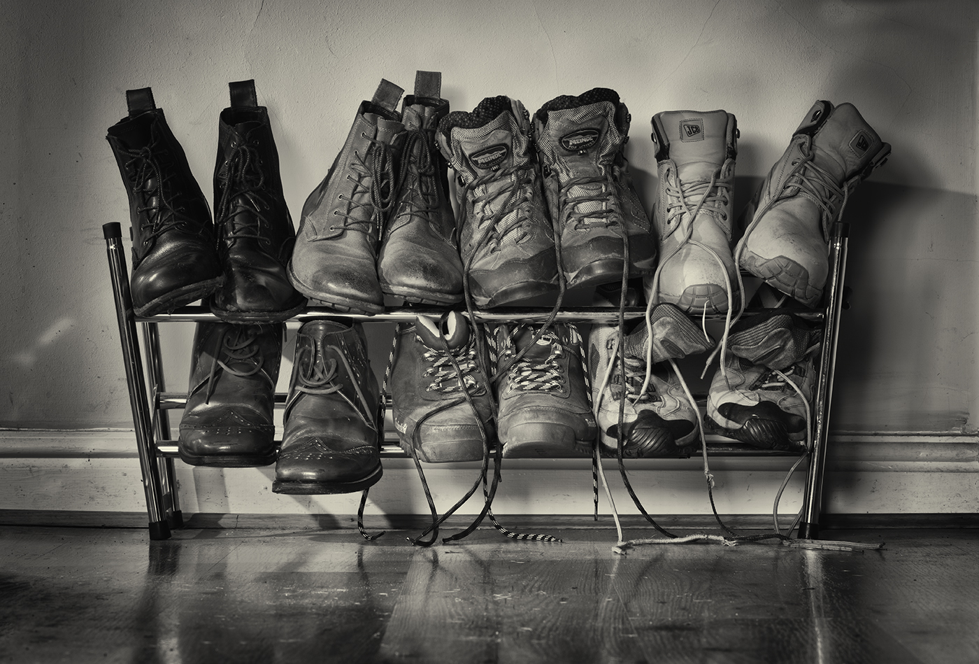 THESE BOOTS ARE MADE FOR WALKING by Paul Langford.jpg