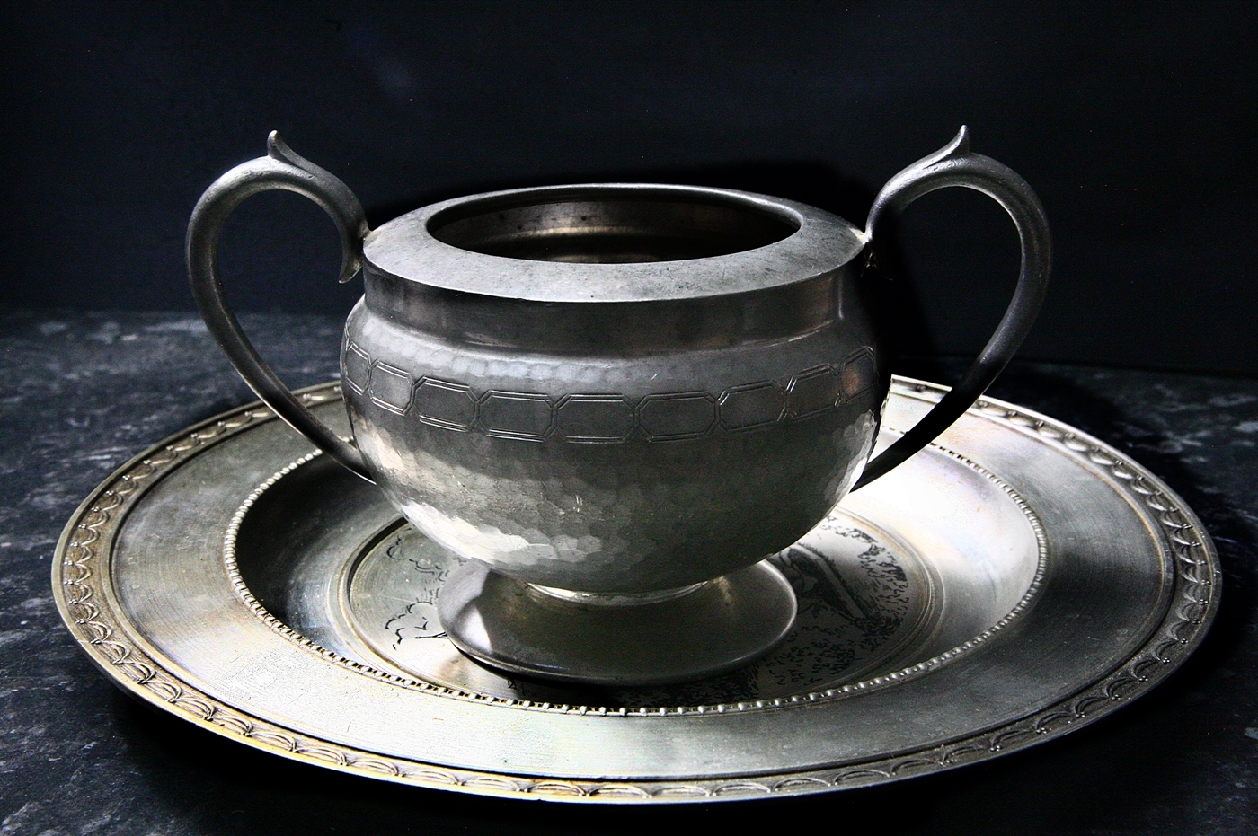 SILVER CHALICE by Rojer Weightman.JPG