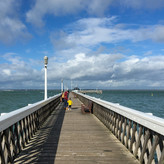 YARMOUTH PIER by Annette Sissons_.JPG