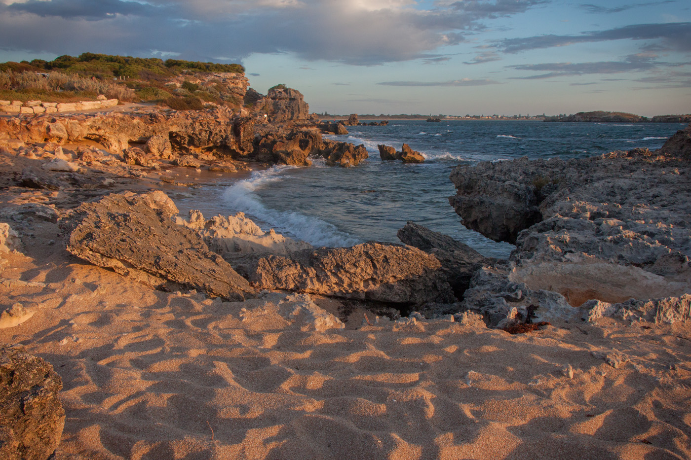 FORESHORE by Don Dobson