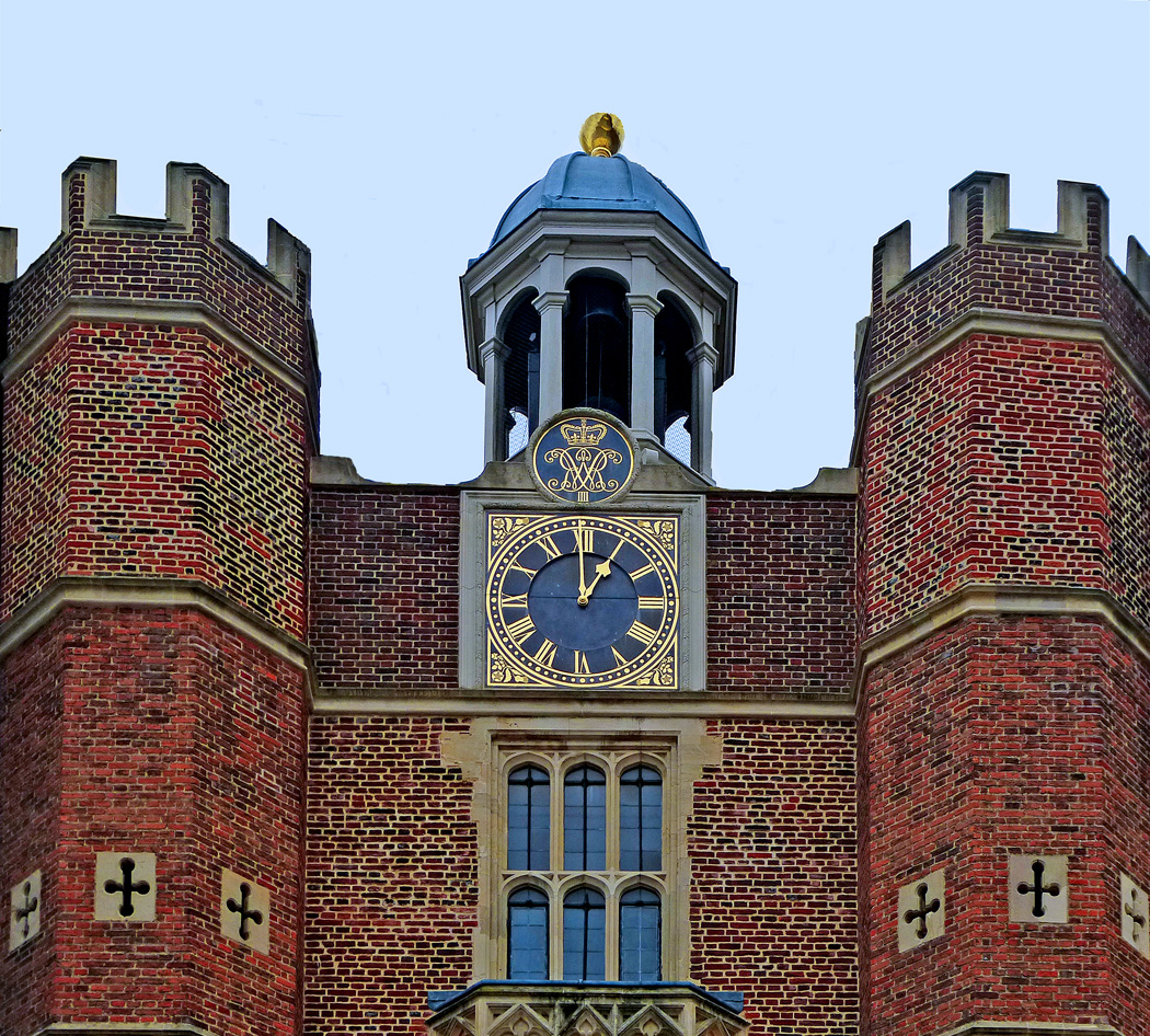 HAMPTON COURT PALACE CLOCK HANDS by John Cano-Lopez.jpg