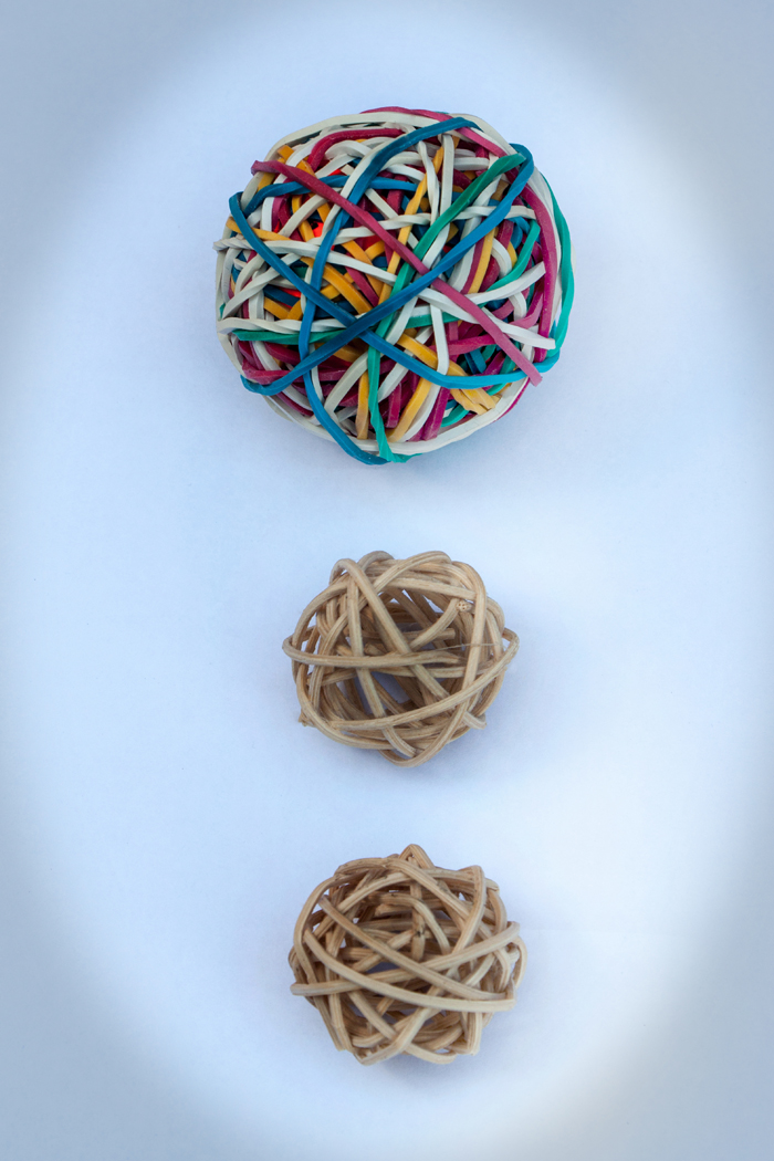 ELASTIC BALL by Don Dobson