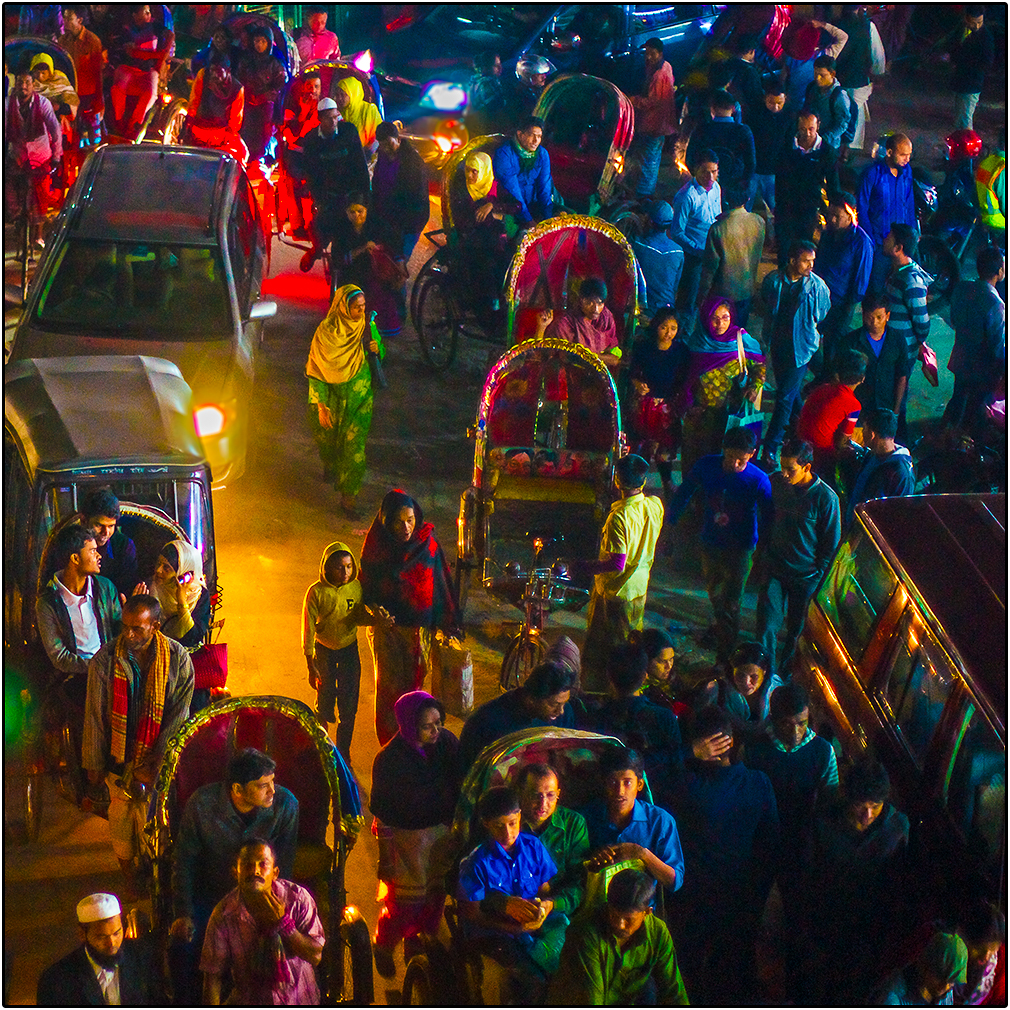 TRAFFIC IN DHAKA by Andy Smith-Edit-2