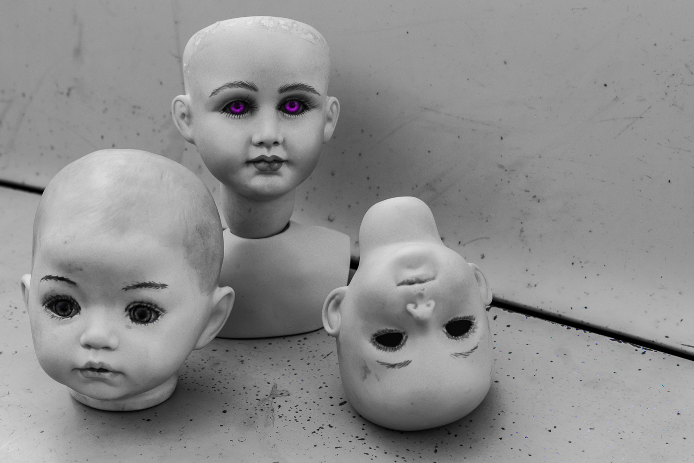 DOLLS by Paul Dubbelman