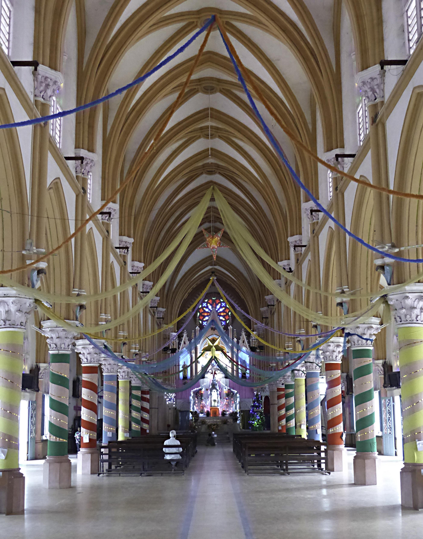 ST MARYS CATHEDRAL - MADURAI by Jane Morrish.jpg