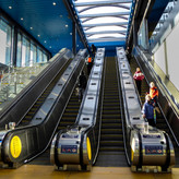 STAIRS ESCALATORS AND LIFTS AT READING S