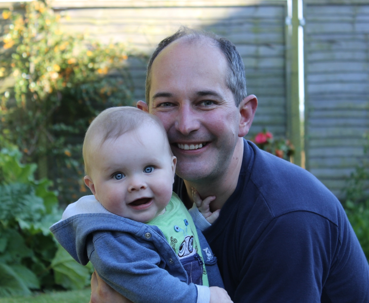 WITH DADDY by Deborah Wetherall.JPG