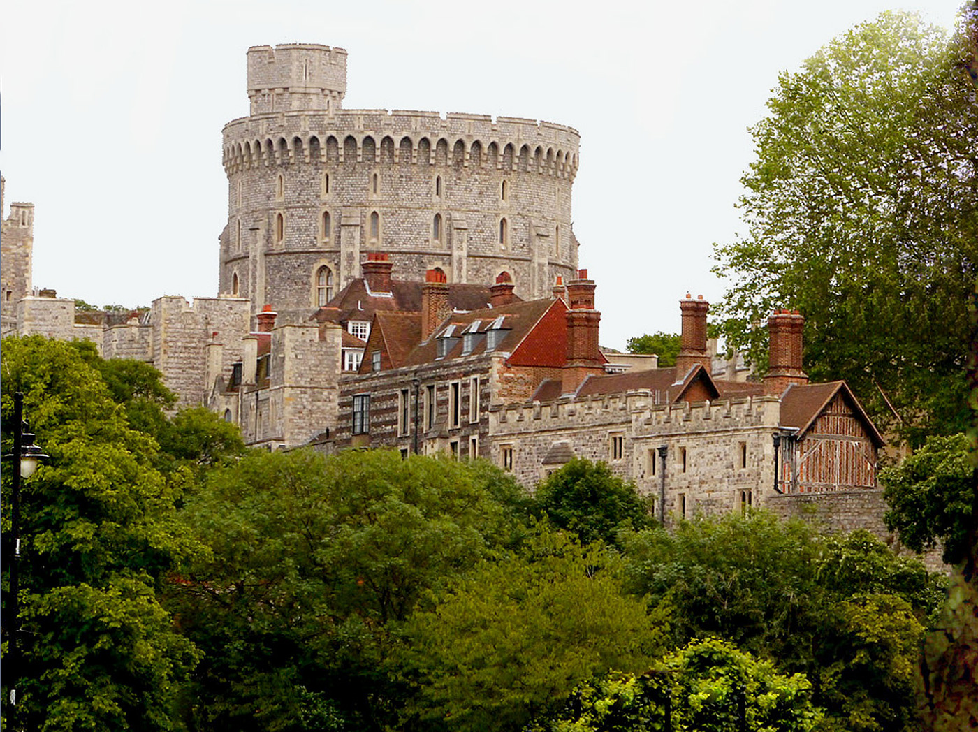REAR OF WINDSOR CASTLE by Dave Taylor.jpg