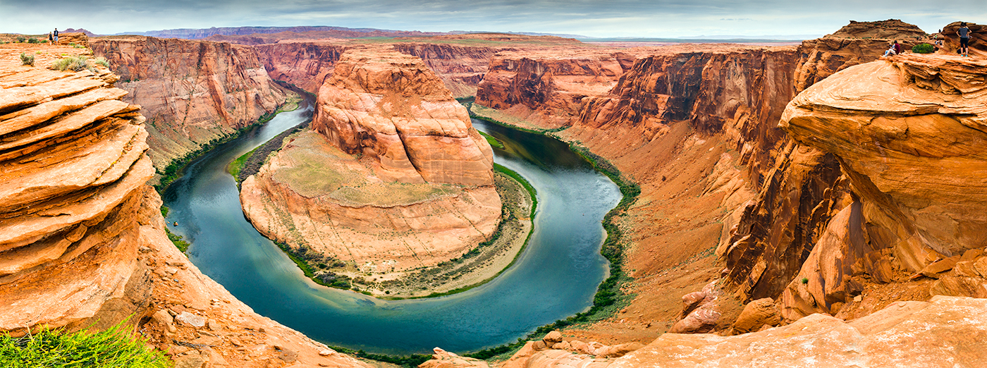 HORSESHOE BEND by Peter Morrish