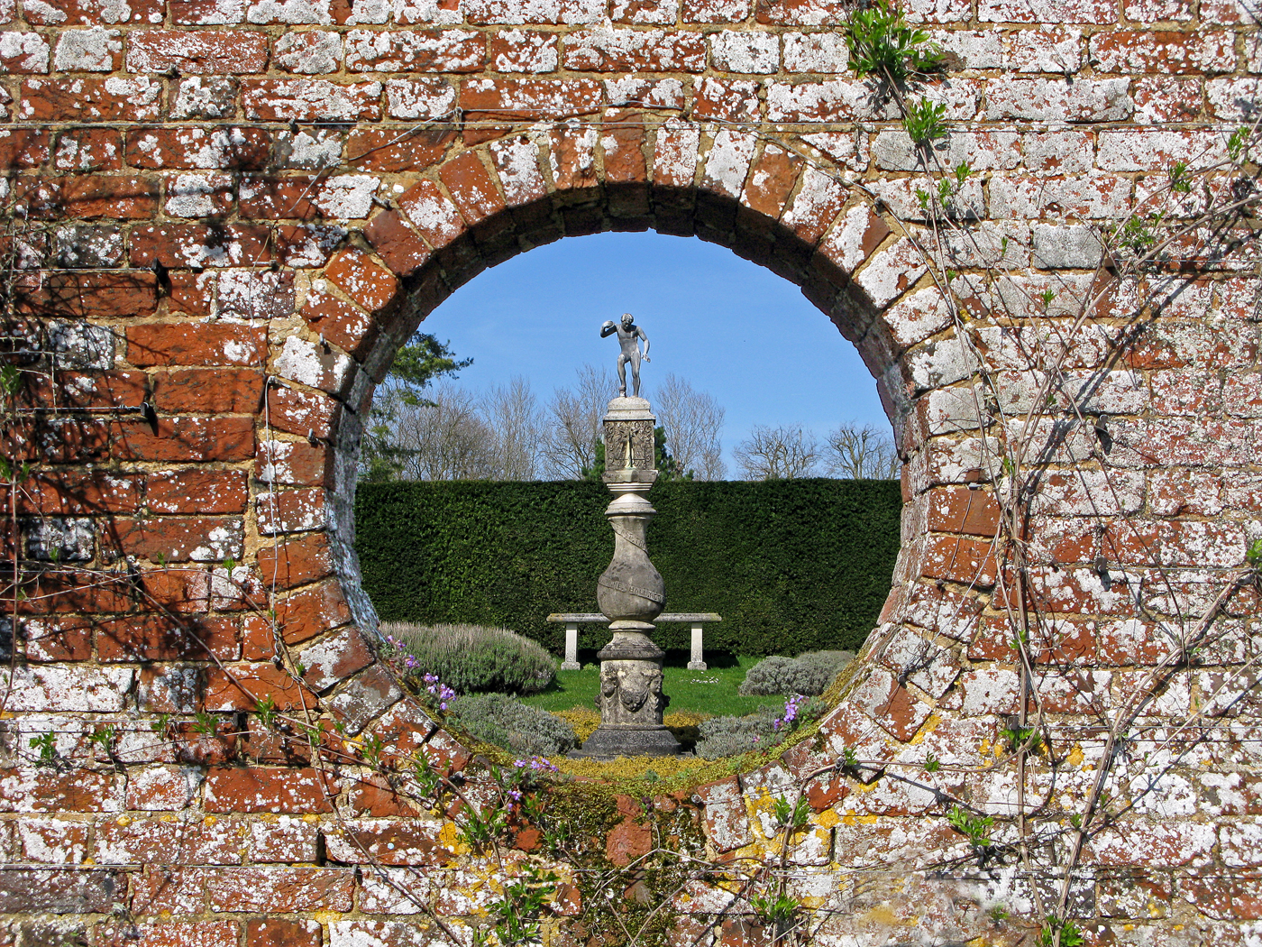 THROUGH THE PORTHOLE by Jim Morrissey