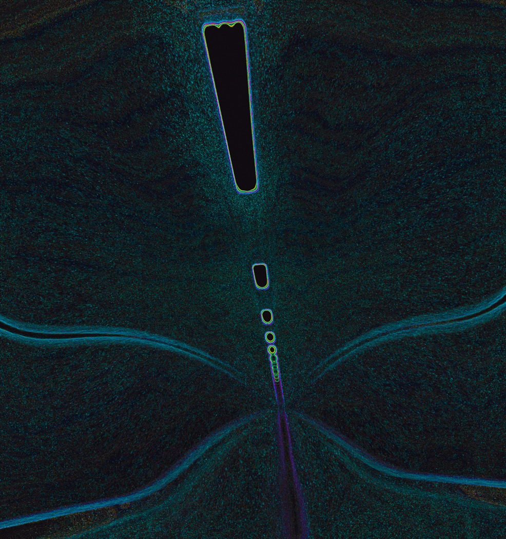 LIGHTS TO NOWHERE by Harvey Whittam