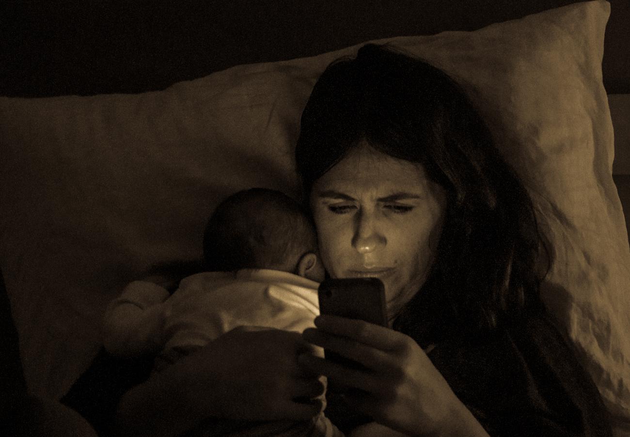 SLEEP DEPRIVATION by Rob Lowe