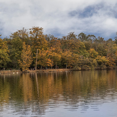 AUTUME ON THE LAKE by Don Dobson.jpg