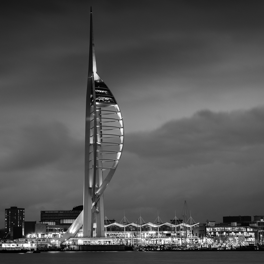 SPINNAKER TOWER by Paul Langford.jpg