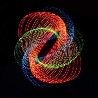 PHYSIOGRAM SWIRLS by Keith Webb