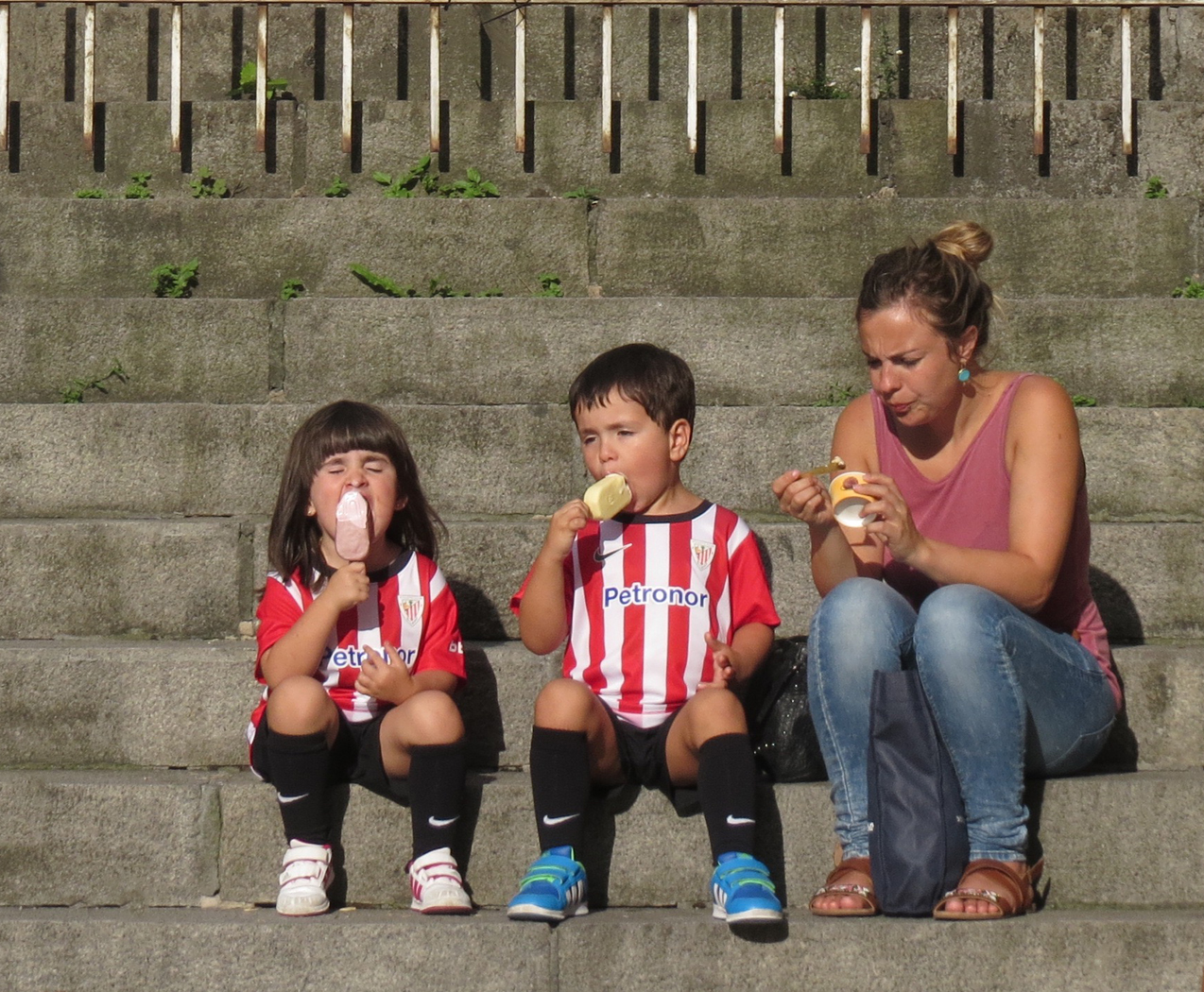 ICE CREAM TIME by Sally Botwright