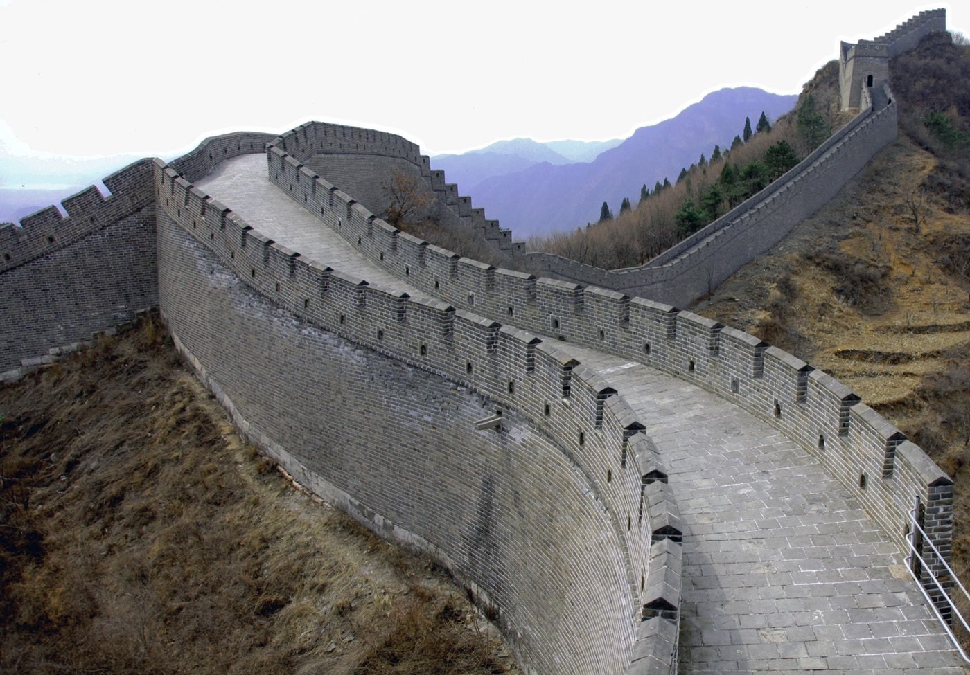 GREAT CURVE OF CHINA by David Wood