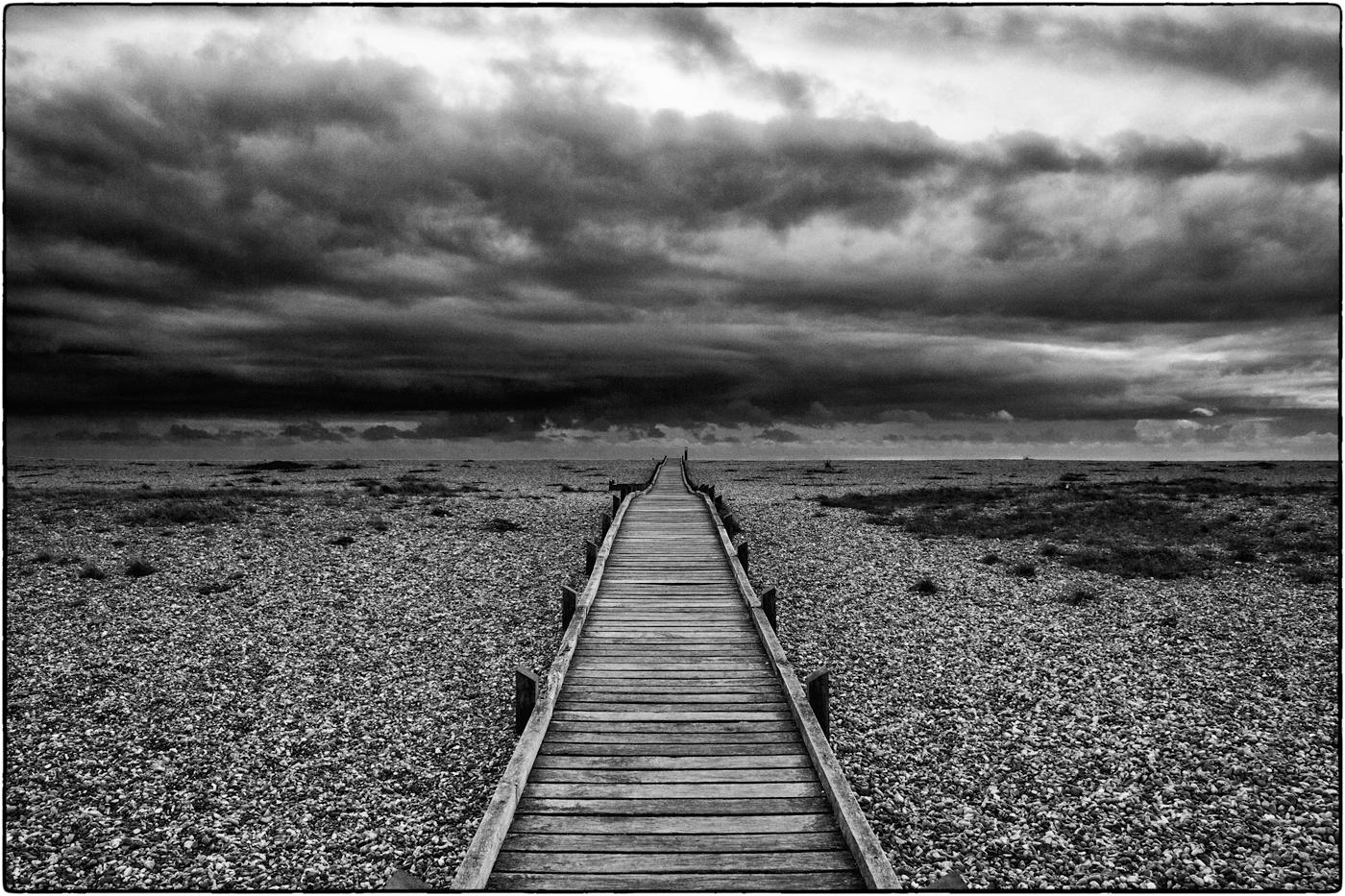 BEACH BOARDWALK by Peter Morrish.jpg