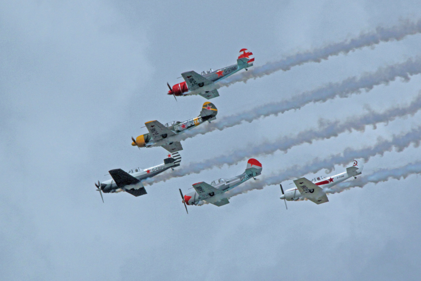 FORMATION FLYING by Don Dobson