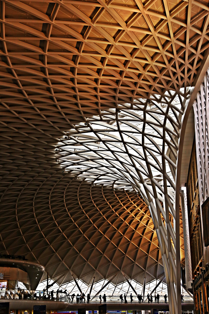 KINGS CROSS CEILING by Rojer Weightman