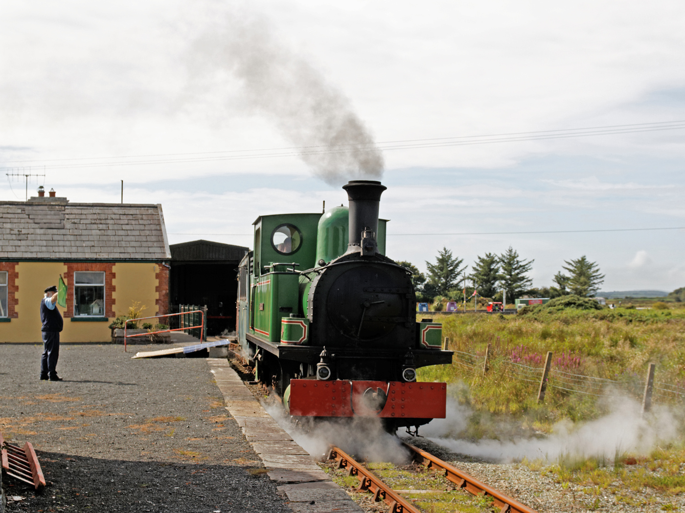 WEST CLARE ENGINE by Liam Mengham